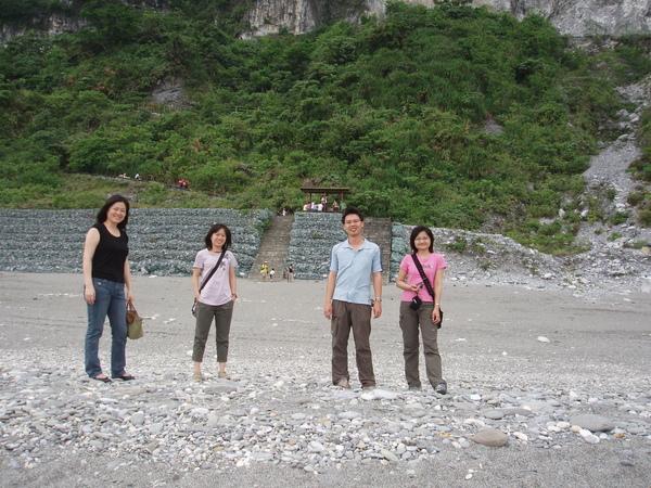 清水斷崖~海灘
