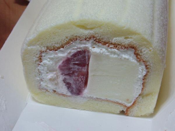 日式草莓奶凍~側面