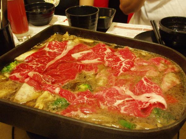 都是肉肉肉!