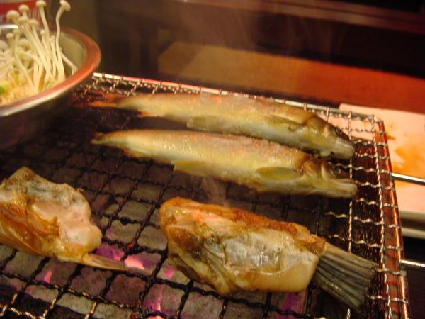 香魚~超美味的