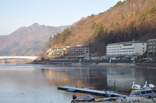 露櫻HOTE外~河口湖