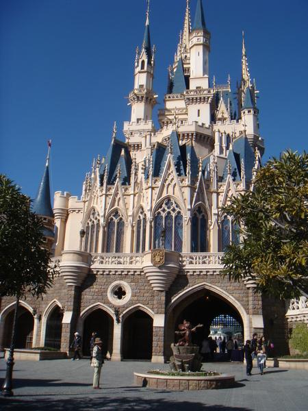 還是很新的城堡