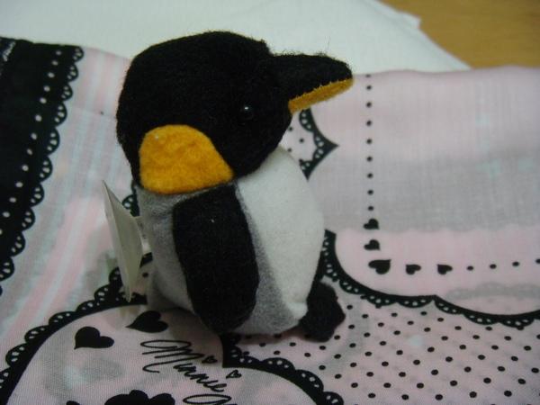 在八景島買的企鵝
