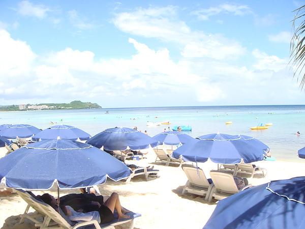 Outrigger的海灘