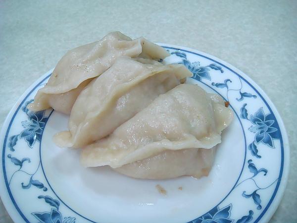 北新橋牛雜湯~煎餃