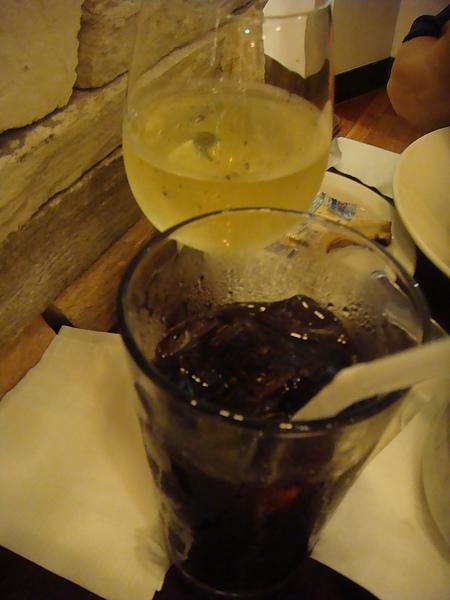 Tony Roma~白酒&可樂