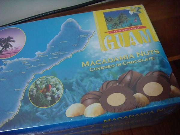 巧克力好幾盒