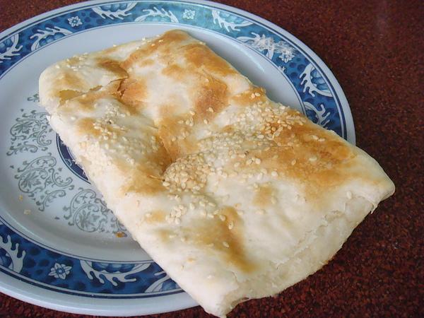 義豐豆漿店~燒餅