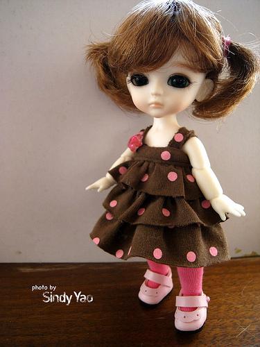 my LATI yellow dolls ^^