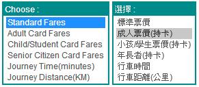 MRT-Choose