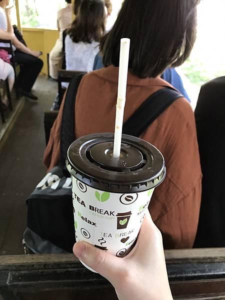 園區泰式奶茶