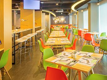 IBIS STYLES BANGKOK SUKHUMVIT 50飯店餐廳