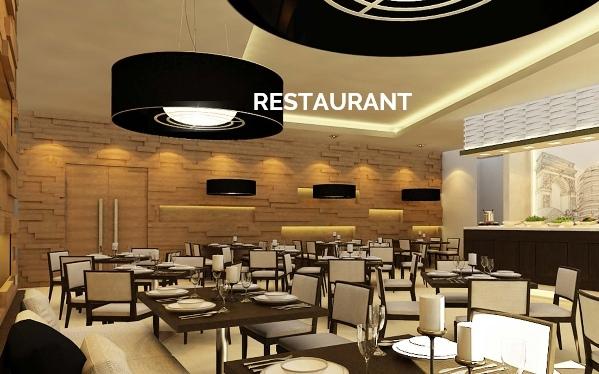 VAREENA PALACE HOTEL 餐廳