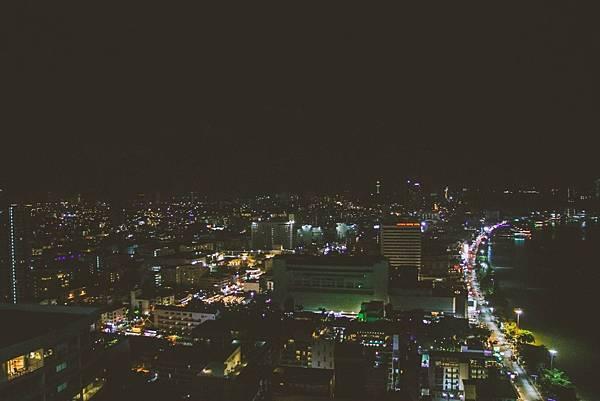 PATAYA夜景