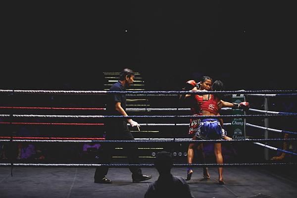 泰拳秀實戰
