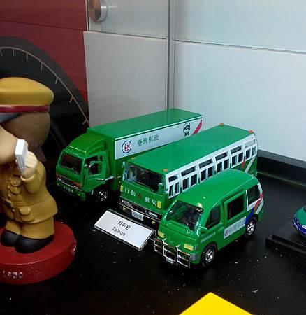 台灣郵務車