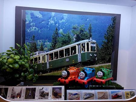 郵票-火車