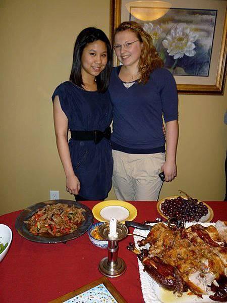 Sabrina和大餐