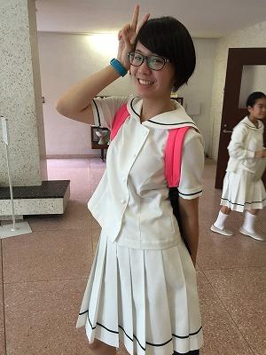 ayj2015 chenyi-syun first day of school0831