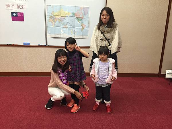 With Miyahara Family2