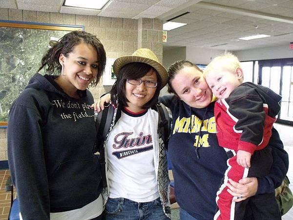 美國高中交換生在美國的生活,將是一輩子難忘的回憶。