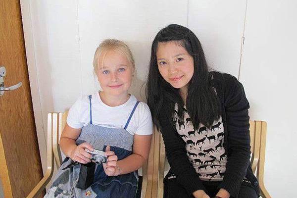 到芬蘭高中交換的經歷,學生順利通過大學甄試,進入理想科系。