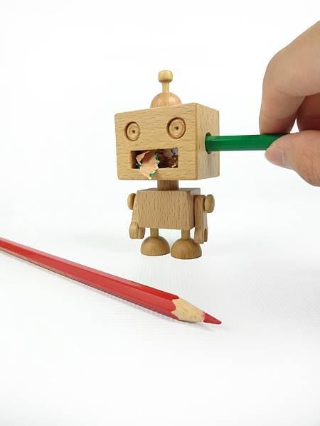機器人削筆器