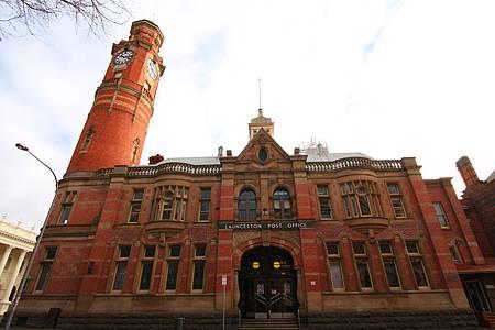 Launceston Post Office