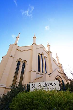 ST Andrewe's