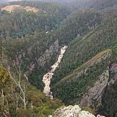壯觀的Leven Canyon