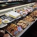 麵包店展示麵包