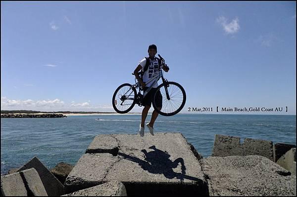 0302騎腳踏MAIN BEACH
