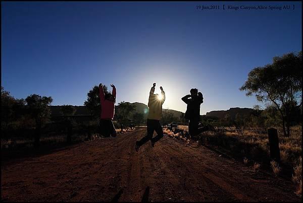 0619國王峽谷的日出