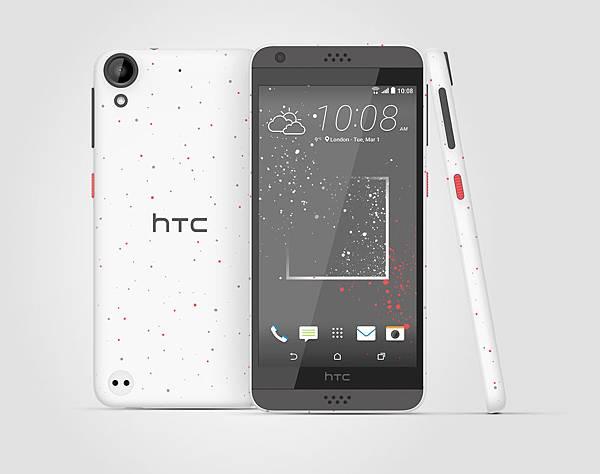 HTC Desire 630雙色潑彩設計雲石白.jpg