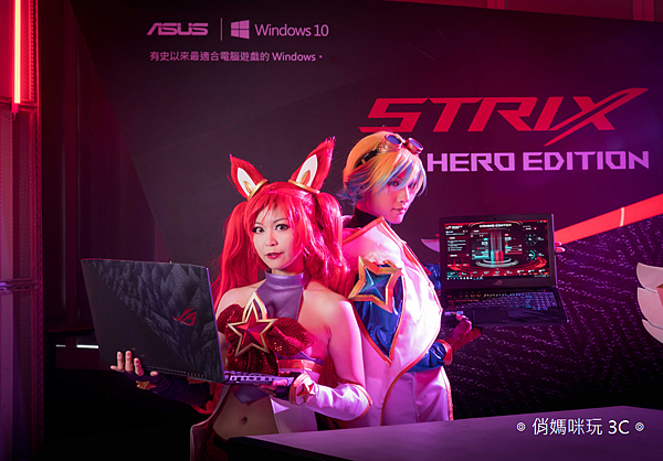 為多人線上戰鬥競技遊戲而生的ROG Strix Hero,採用全新鍵盤配置,其精準模擬桌上型電腦的使用設計,可增加觸覺反饋,讓玩家更專注於每次操作,不斷旗開得勝。.png
