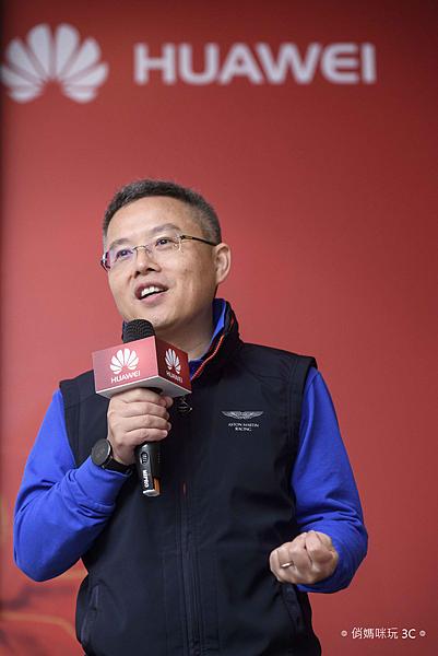 【HUAWEI】華為技術台灣總代理訊崴技術總經理 雍海表示:「2018年要將HUAWEI建設台灣在地化、有溫度,消費者喜愛的高階品牌。」_2.png