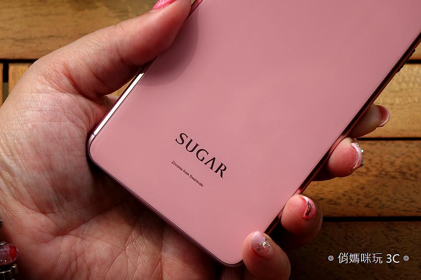 SUGAR S11 全螢幕平價手機開箱(俏媽咪玩3C) (3).png