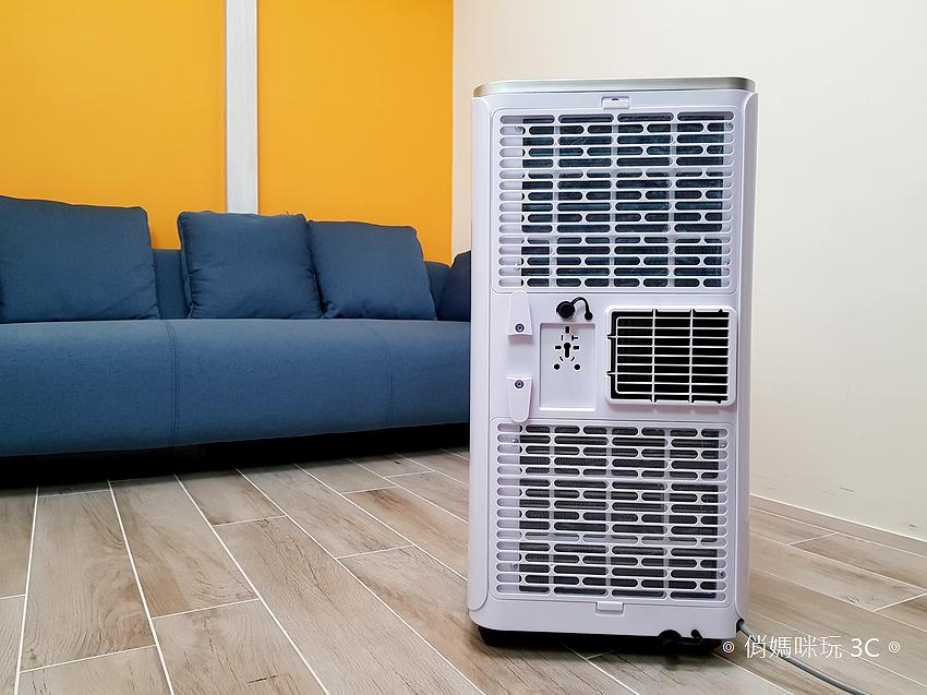 LENDIEN 聯電 5-7 坪六機一體冷暖型清淨除溼移動式冷氣機 10000BTU (LD-2760CH) 開箱 (7).png