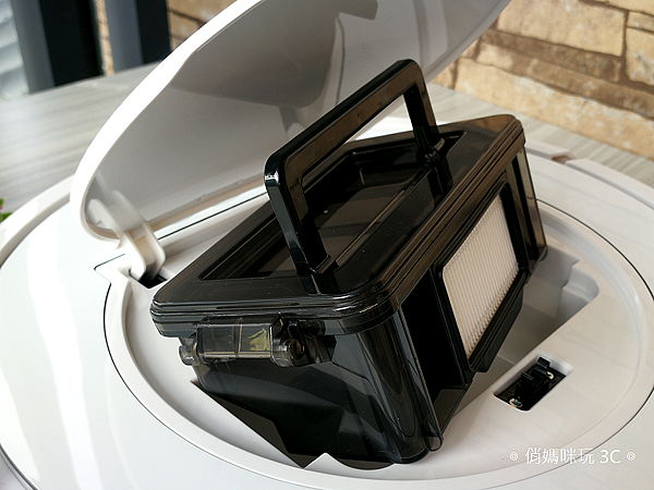 TiDdi 智慧型規劃清掃機器人 V320 開箱 (俏媽咪玩 3C) (10).png