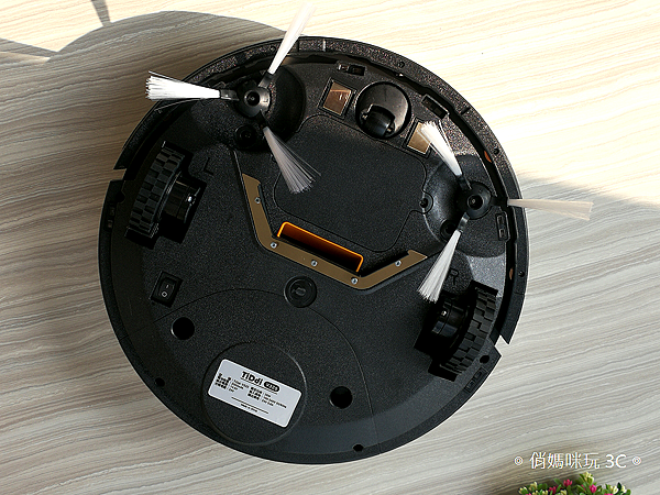TiDdi 智慧型規劃清掃機器人 V320 開箱 (俏媽咪玩 3C) (33).png