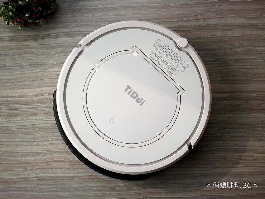 TiDdi 智慧型規劃清掃機器人 V320 開箱 (俏媽咪玩 3C) (5).png