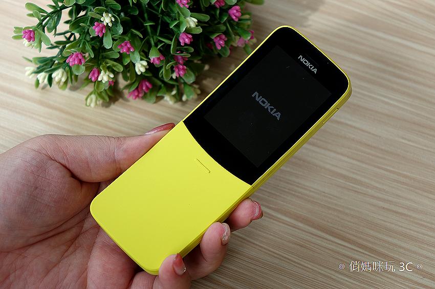 NOKIA 8110 4G 版開箱(俏媽咪玩3C) (15).png
