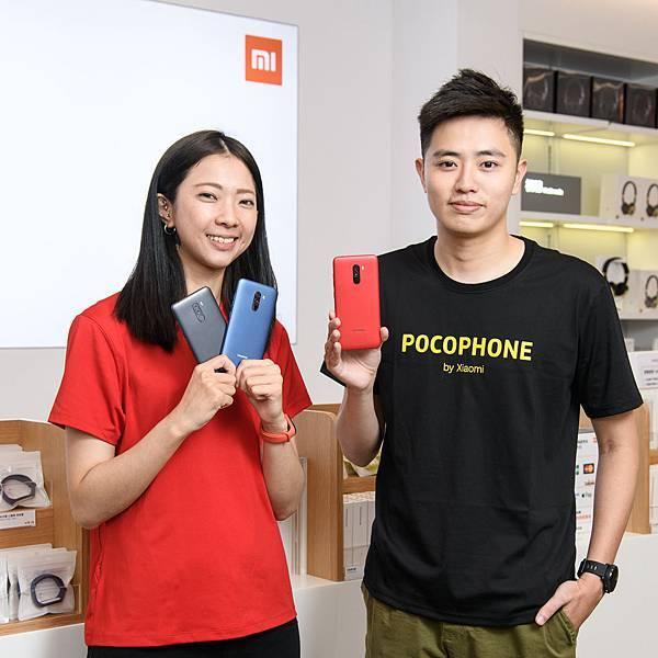 小米全新子品牌POCOPHONE F1 9月15日台北信義威秀店首賣.jpg