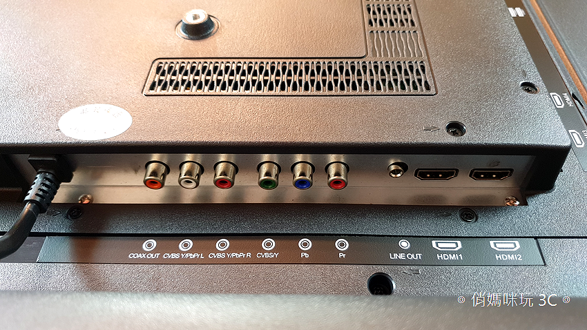 SANSUI 山水 49 型 4K 低音砲液晶顯示器 SLED-49ST8 開箱 (俏媽咪玩 3C) (4).png