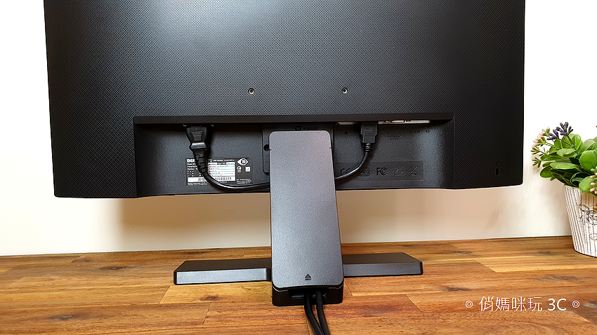 BenQ 24 型 IPS 寬螢幕窄邊框 GW2480 開箱 (俏媽咪玩 3C) (11).png