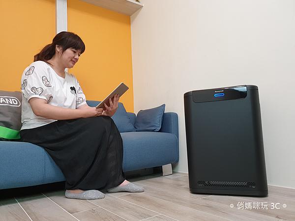 恆隆行 Honeywell 黑豹HPA600BTW 超智能抗菌空氣清新機 (俏媽咪玩 3C) (21).png