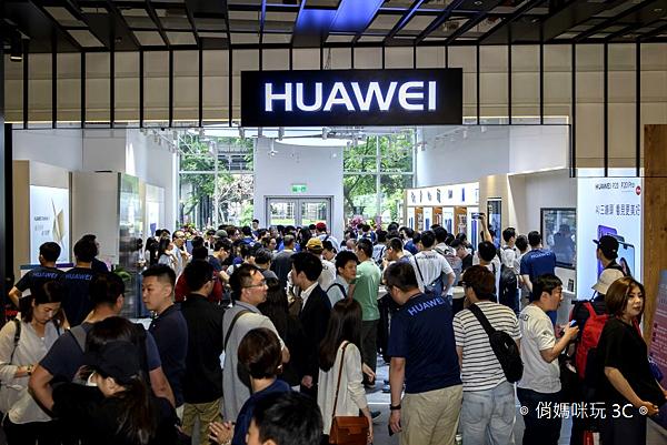 華為首家台北三創體驗店活動照片 9.png