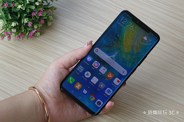 HUAWEI Mate 20 Pro 開箱 (俏媽咪玩 3C) (2).png