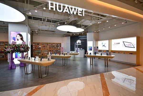 【HUAWEI 新聞照片】華為台北大直 ATT 體驗店內環境照 (1)