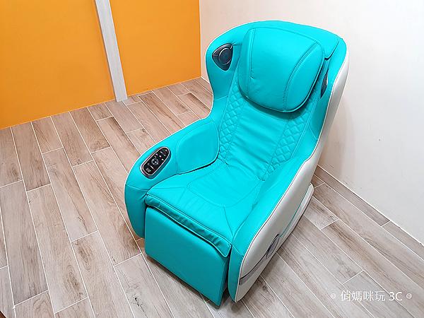 輝葉 HY-3067A Vsofa 沙發按摩椅體驗開箱 (俏媽咪玩 3C) (18).png